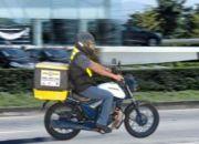 Motoboy rápido para o litoral