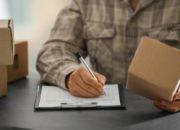 Serviço de entrega de carga de pequenos volumes